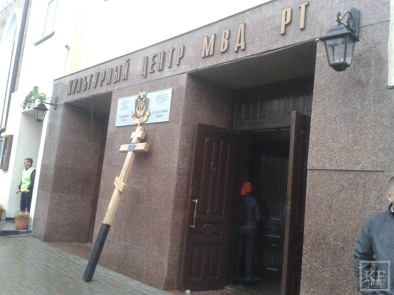 В Казани простились с начальником УФМС по РТ Сергеем Чепуштановым