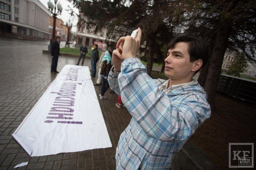 Рустам Минниханов принял участие во флешмобе «Доброе утро, Татарстан!»