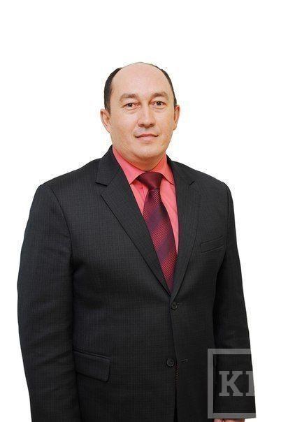 Мэр Нижнекамска Айдар Метшин представил новых руководителей структур исполкома