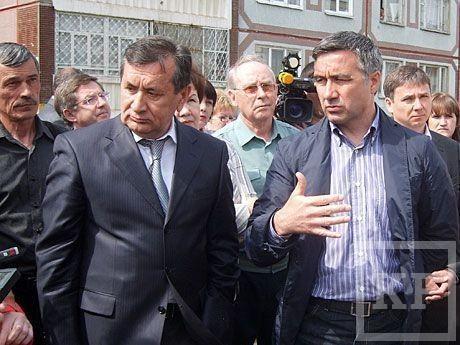 Василь Шайхразиев в отставку не собирается