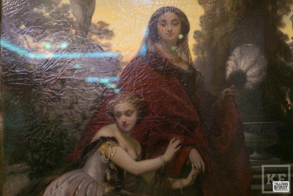 Выставка «Французские импрессионисты и их эпоха» в рамках проекта «Сокровища Казанского Кремля»