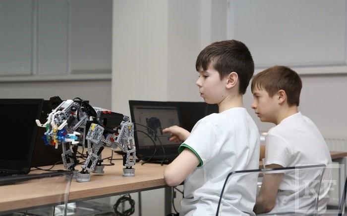 Детский технопарк «Кванториум» в Челнах открыл набор школьников после визита Путина