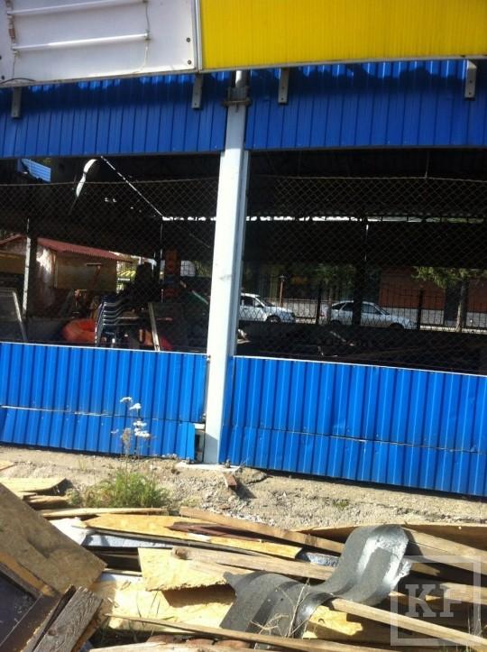 Администрация Елабуги забрала парк «Чебурашка» у владельца ресторанов «Арарат» из Челнов