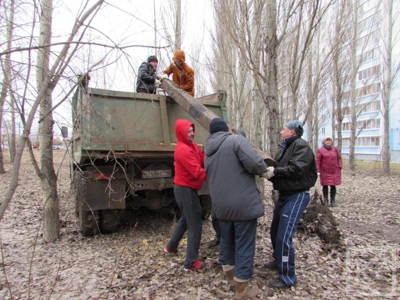 Наиль Магдеев: «Нам вполне по силам высадить столько деревьев, сколько жителей сегодня проживает в Набережных Челнах»
