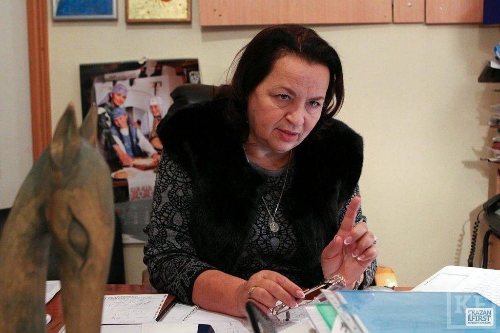 Татьяна Забегина: «Нам запретили бесплатно вышивать башню Сююмбике и казанский Кремль»