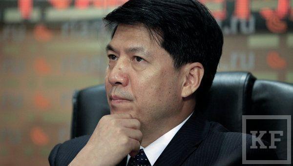 Китайская сторона официально подтвердила заинтересованность в строительстве ВСМ «Москва-Казань»