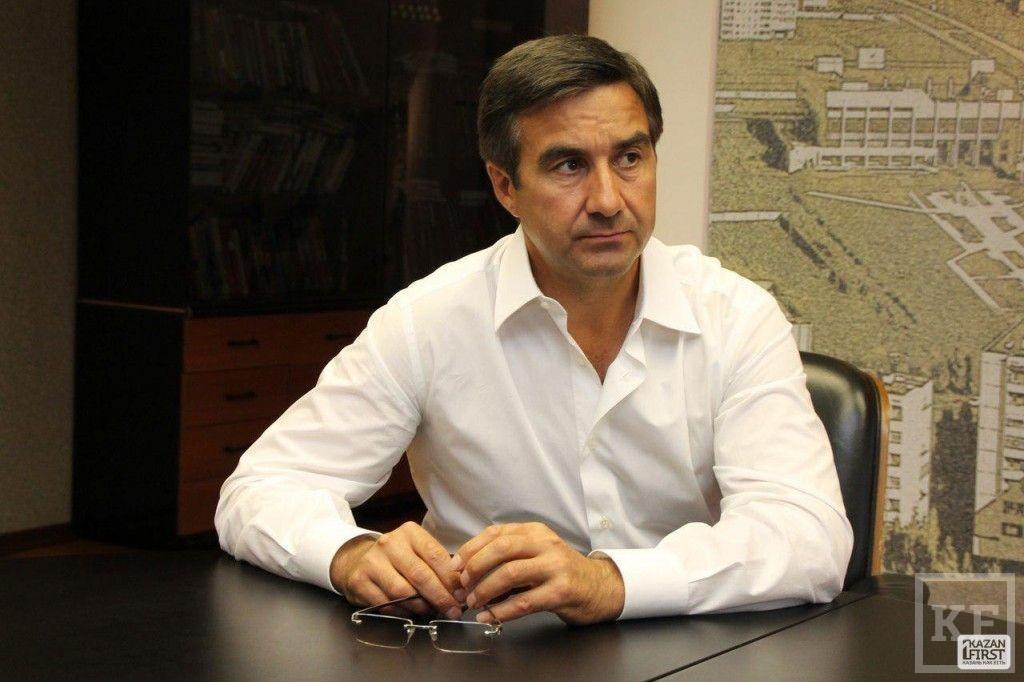 Василь Шайхразиев: «Решение любой проблемы – это вопрос идеи»