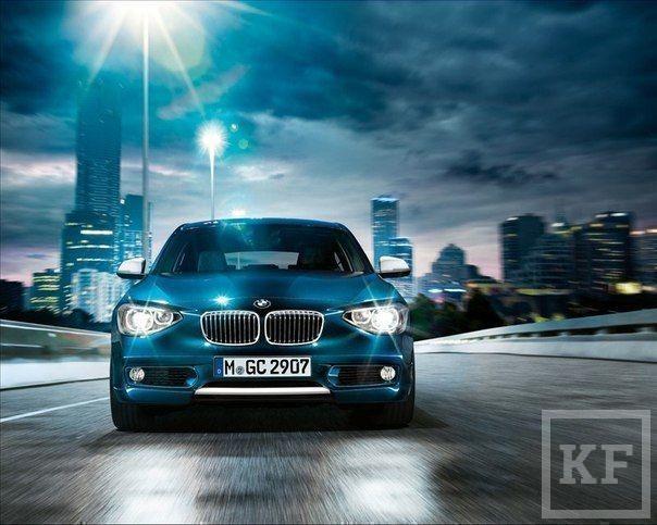 Самая доступная для казанцев BMW 1 Series подорожала на 216 111 рублей