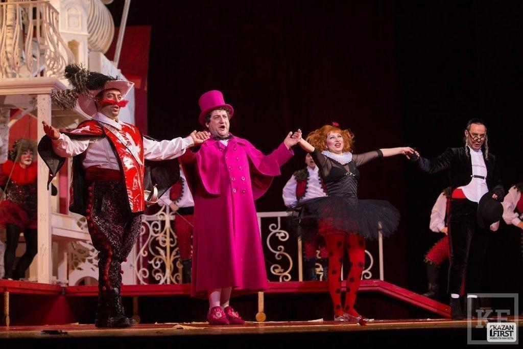 Открытие Шаляпинского фестиваля: «Севильский цирюльник»