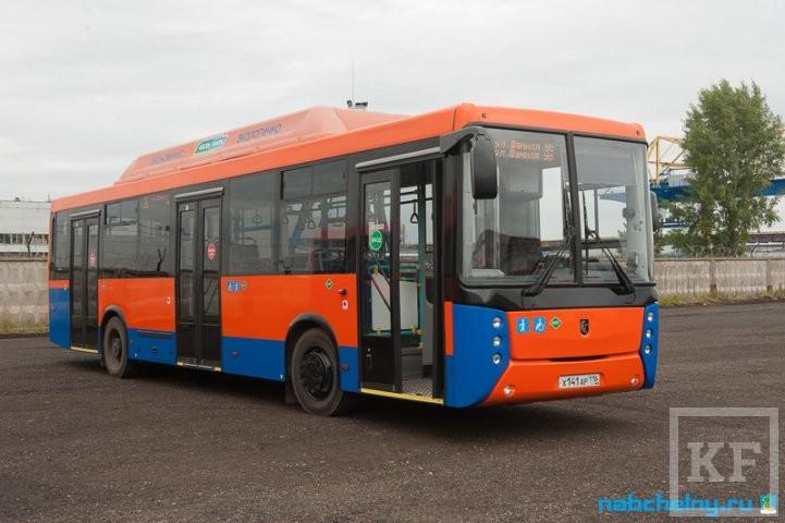Главная реформа Магдеева: в Челнах наконец-то появились большие пассажирские автобусы