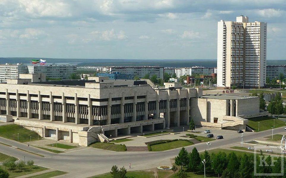 Рейтинг самых красивых зданий Набережных Челнов