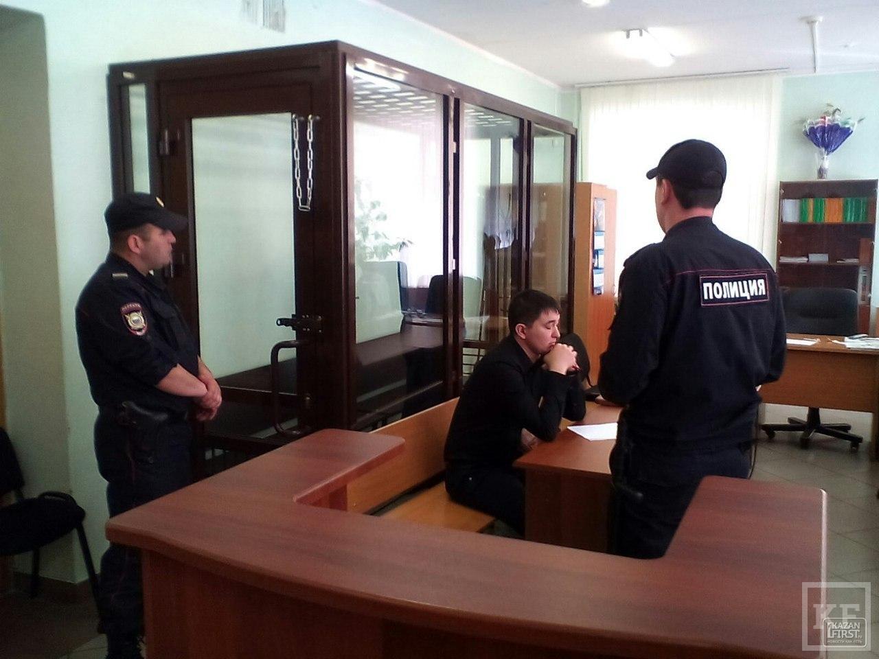 Инкассатору Игорю Богаченко арест продлен на два месяца