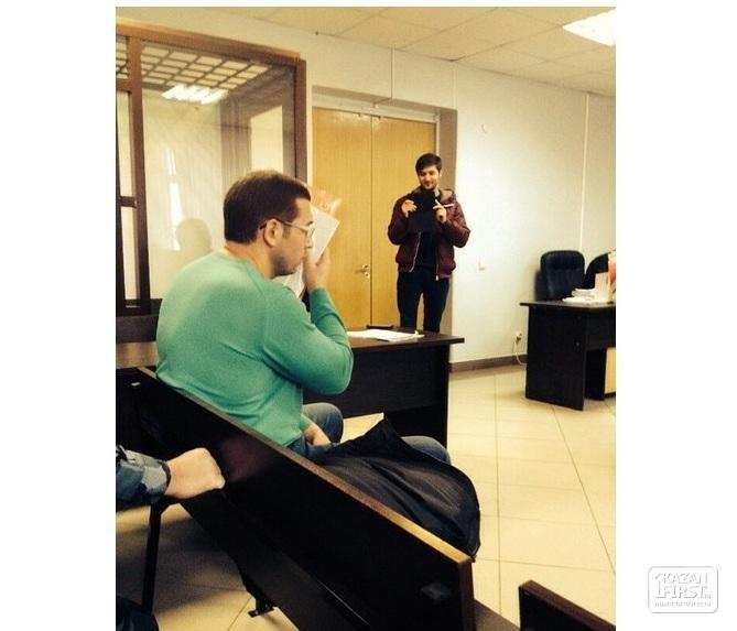 Арамис Гараев: «Вину признаю частично». Попавшийся на взятке в 2,9 млн рублей экс-член оргкомитета Универсиады предстал перед судом