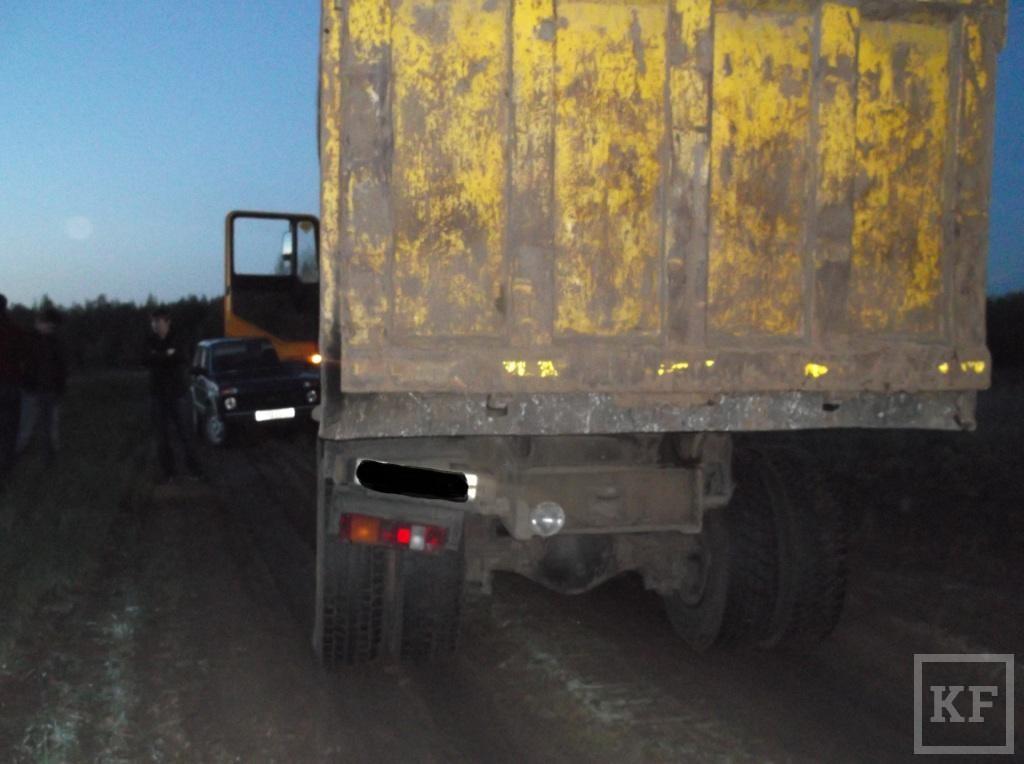 В Татарстане добытчики песка накопали на уголовное дело