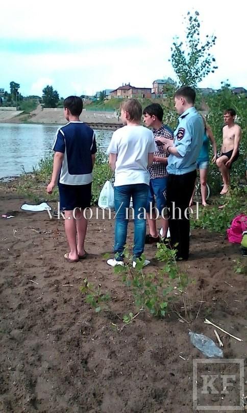 В водоемах Набережных Челнов захлебнулись два ребенка