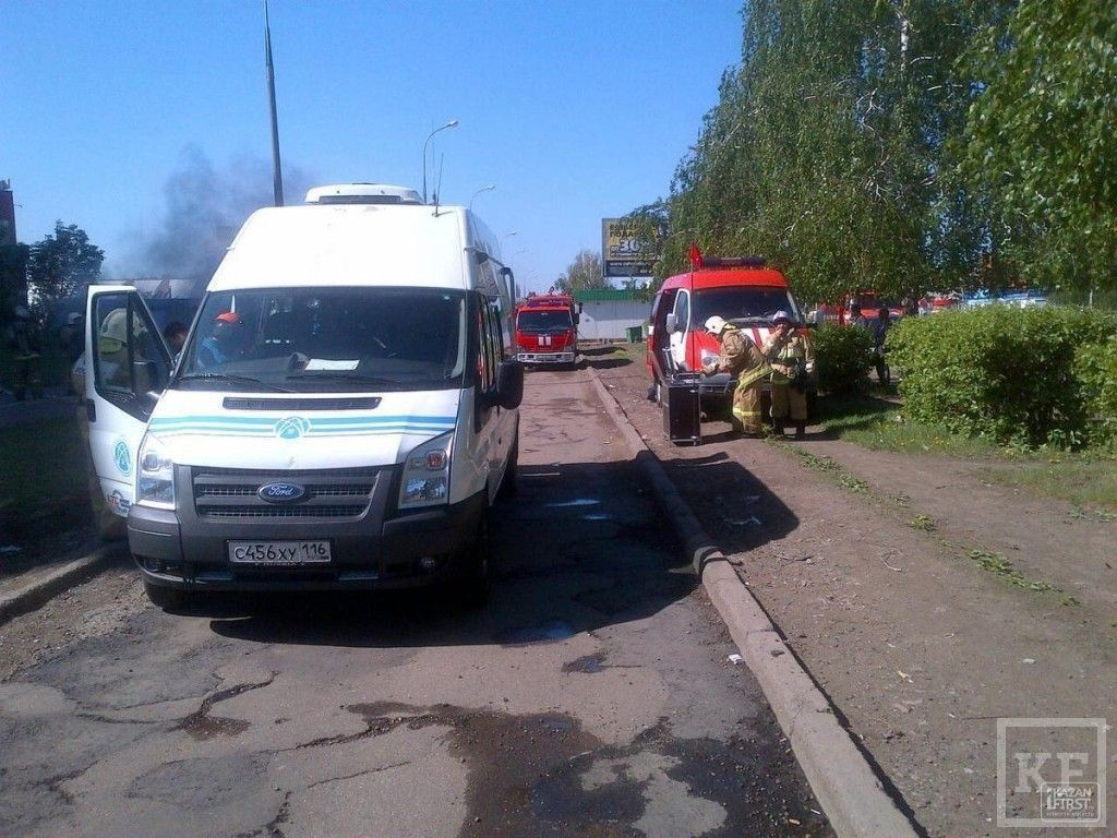 В Челнах Московский проспект обесточен из-за аварии - очевидцы