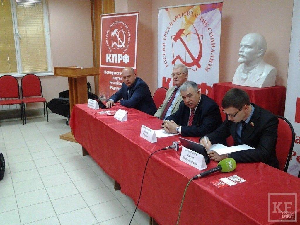 «В стиле товарища Сталина»: руководство рескома КПРФ после потери трех мандатов обещает стать злее