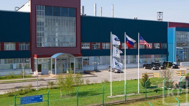 Ford Sollers объявил о сокращении производства в Татарстане
