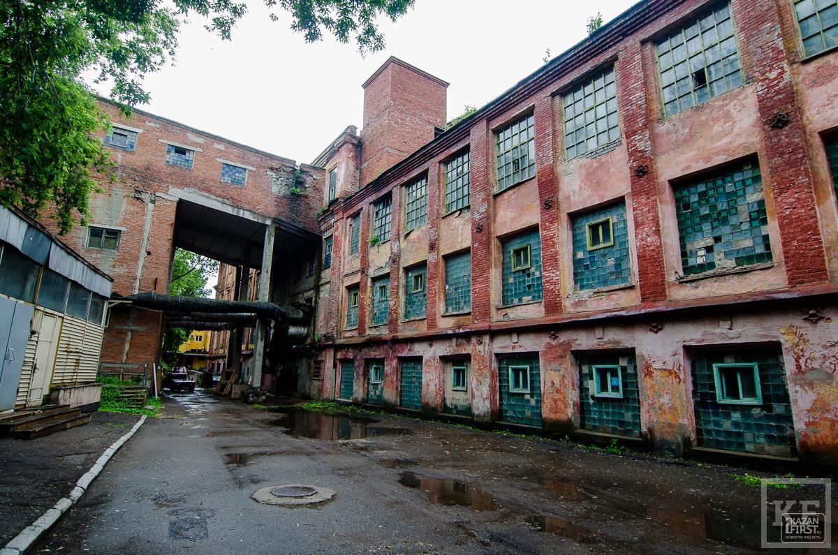 Здание казанской льноткацкой фабрики и дом купца Ивана Котелова планируют переоборудовать под офисы и открыть для туристов