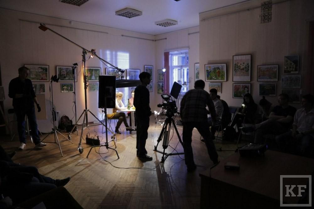Неля Гаряева: «У нас можно снимать сериал, который будет интересен для зрителей всей страны. Сейчас всё, что снимается в регионе, в нем же умирает»