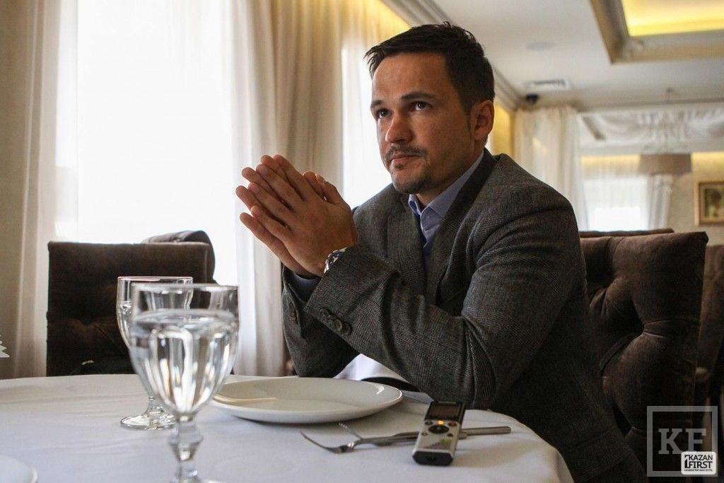 Айдар Булатов: «В сфере ресторанного бизнеса отмечается дефицит профессиональных кадров»