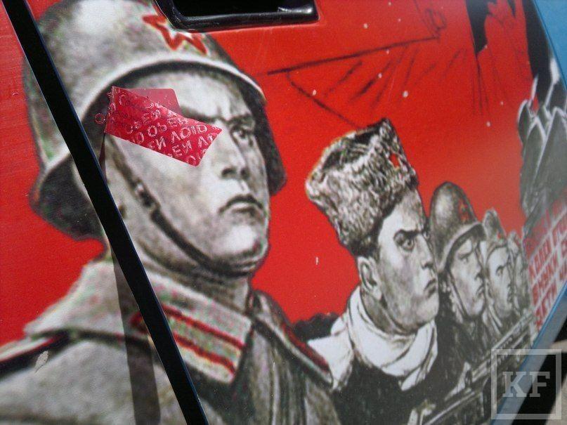 В Казани в День музеев сержант ГИБДД эвакуировал на штраф-стоянку музейный экспонат