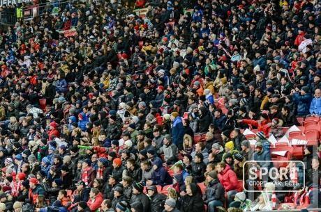 Ухнули… «Рубин» ничего не смог сделать с «Ливерпулем»
