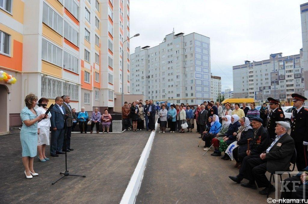 Квартира за 14 млн рублей в Нижнекамске