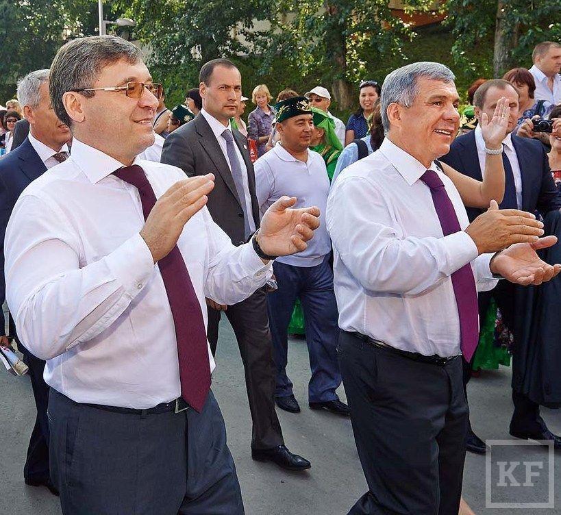 Рустам Минниханов занял первую строчку «Народного рейтинга» губернаторов России