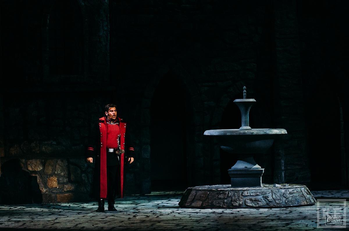 Театр оперы и балета имени Джалиля открыл новый сезон оперой «Трубадур»