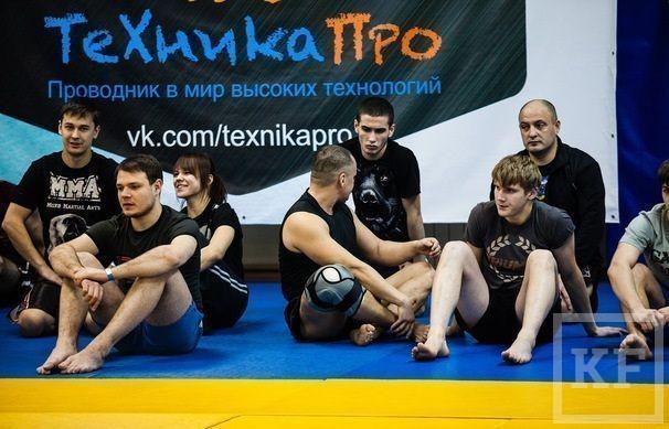 В Казани состоялся мастер-класс Джеффа Монсона