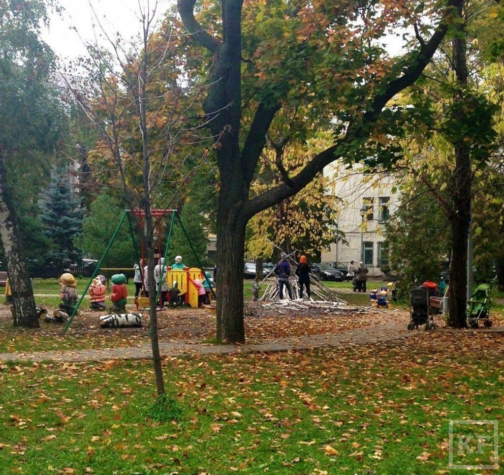 На реконструкцию парков и скверов в районах Татарстана выделено еще 280 млн рублей