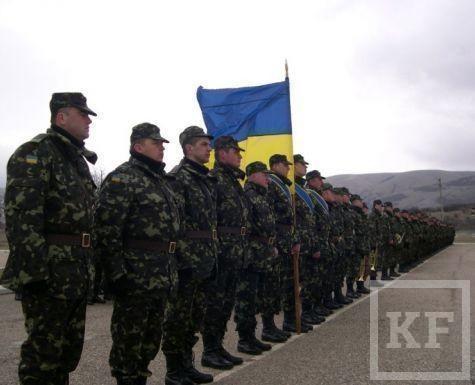 Правительство Украины просит Запад о защите территориальной целостности страны