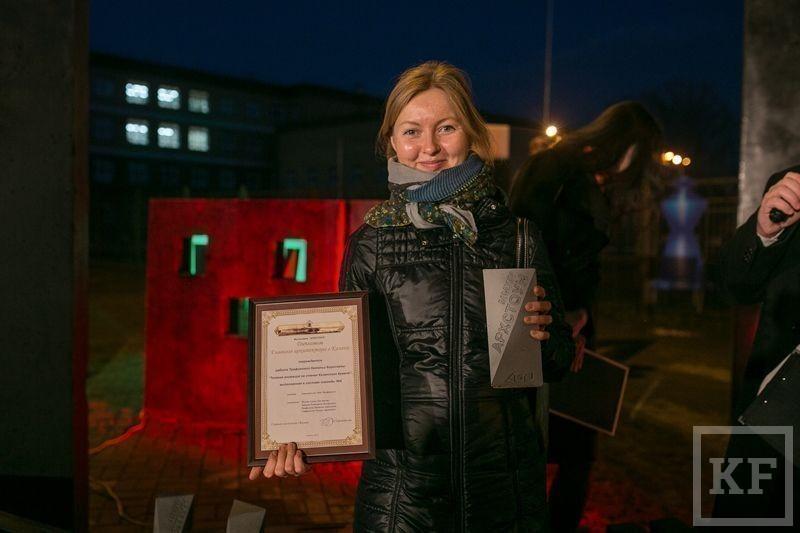 Первый арт-сквер открылся в Казани