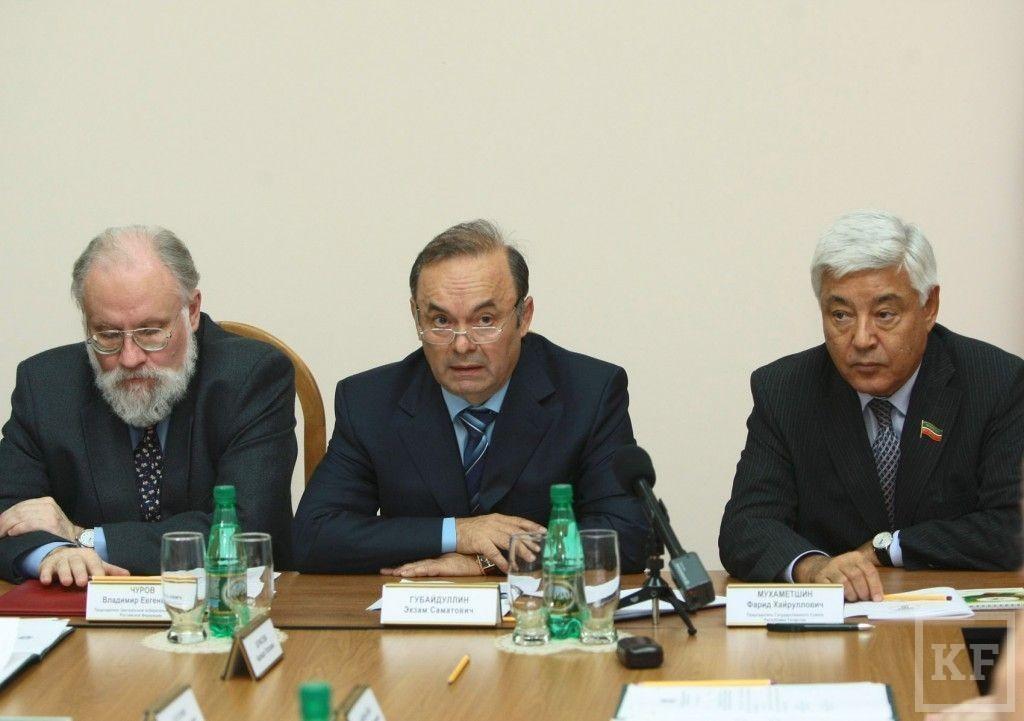 Экзам Губайдуллин, глава ЦИК РТ: Выборы в Госсовет обошлись в 90 рублей на каждого избирателя