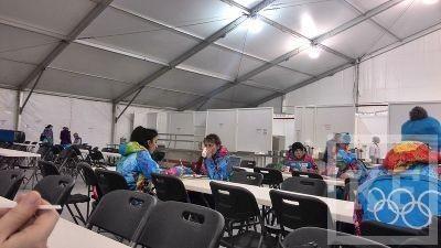 Челнинка в качестве волонтера отправилась на Олимпиаду