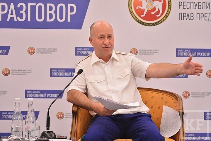 Прокурор Илдус Нафиков удивился изобретательности мошенников