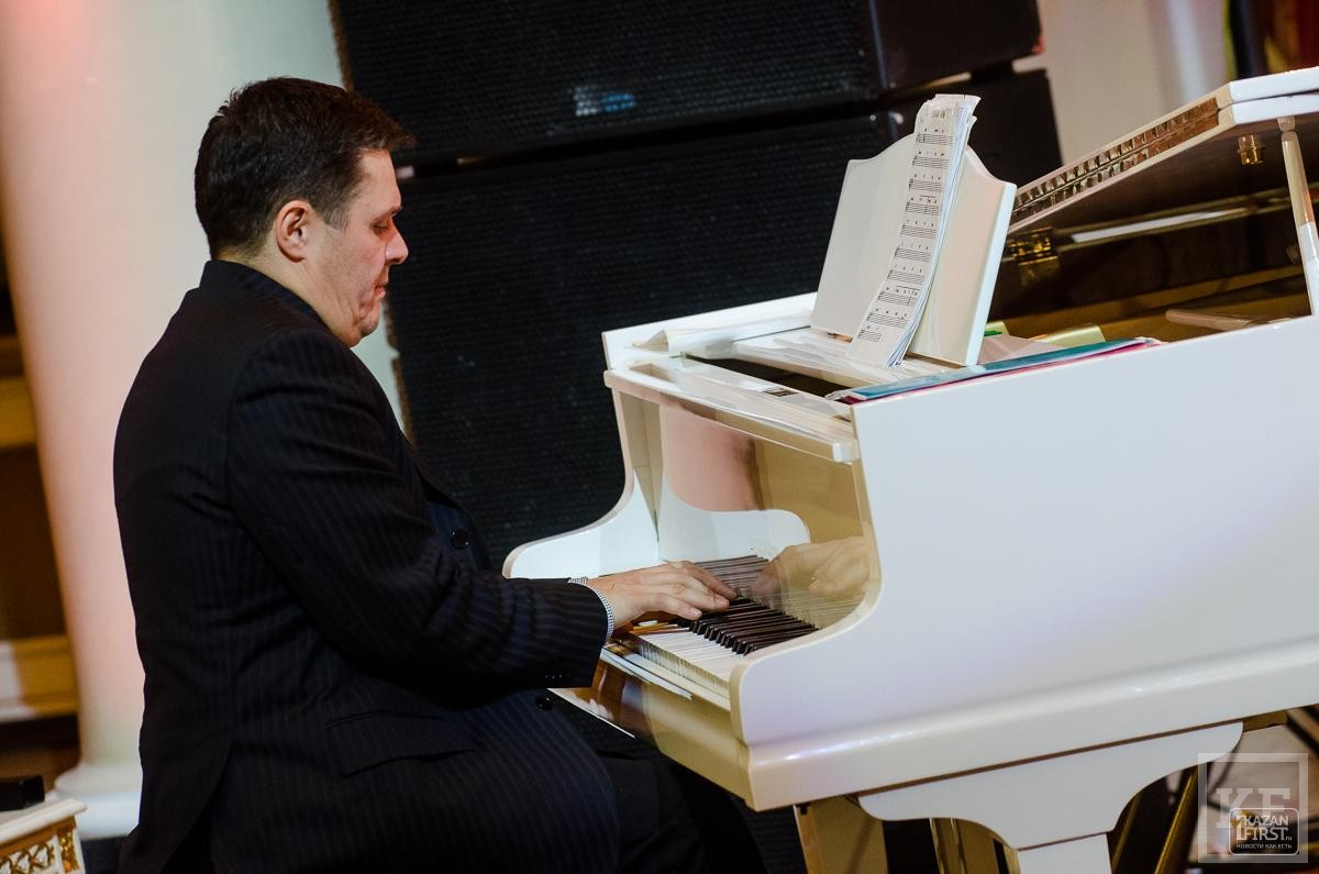 Ив Корнелиус в Казани: все джазовые музыканты умеют читать мысли
