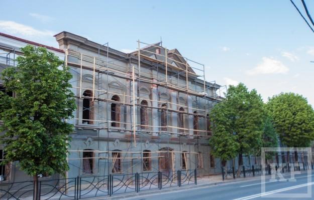 Арест счетов миллиардера Семина сказывается на сроках реставрации памятников в историческом центре Казани