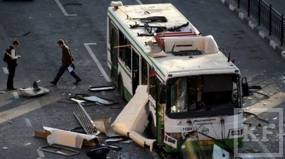 Взрыв на вокзале и взрыв автобуса 21 октября в Волгограде имеют один почерк