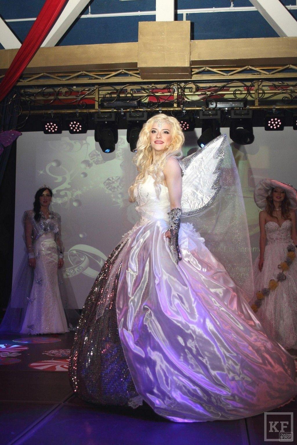 «Бриллиантовая невеста Татарстана 2013»