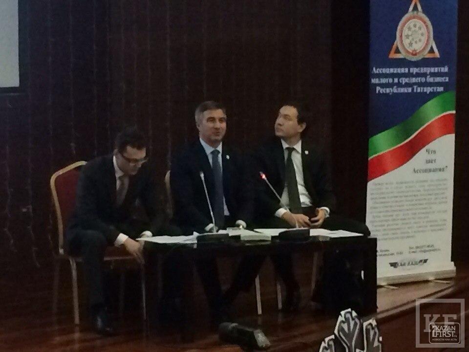 Татарстан выйдет из кризиса через развитие МСБ, сориентировавшись на экспорте, импортозамещении и инновациях