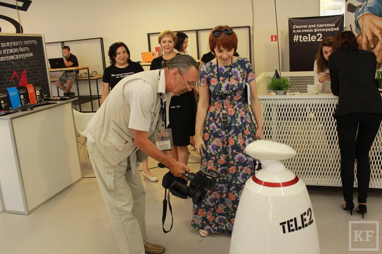 В Татарстане начинает работу новый мобильный оператор Tele2