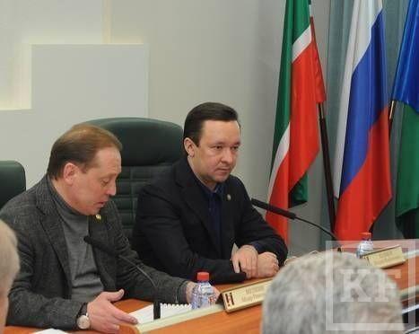 Ильдара Халикова попросили дать еще 1,5 млрд рублей к юбилею Нижнекамска