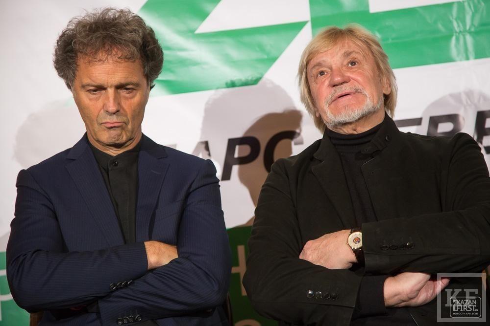 Владимир Васильев представит в Казани мировую премьеру спектакля Dona Nobis Pacem