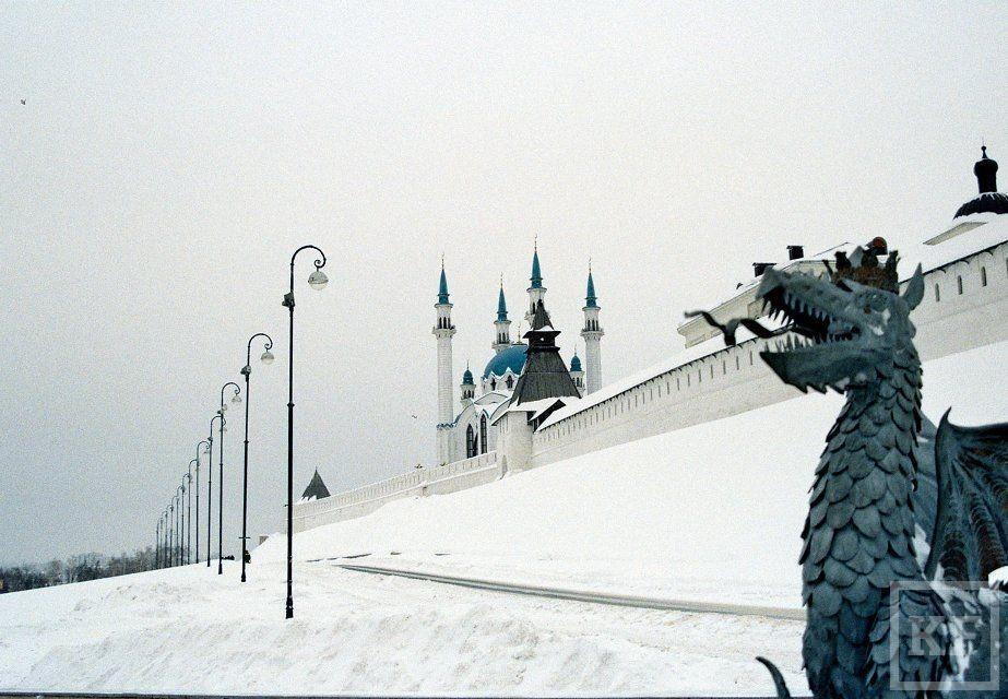 Бросить Казань