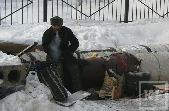 Затянувшиеся морозы — кому прибыль, кому проблемы