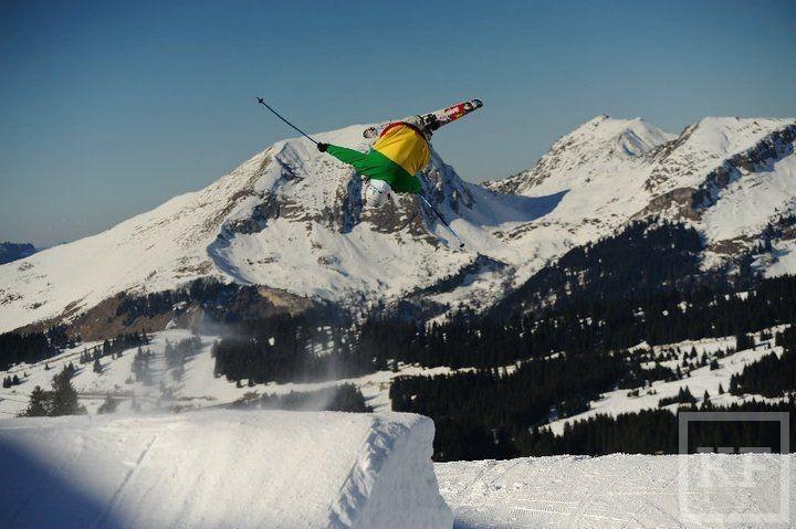 Артем Глебов: «Первую пару лыж мне купила мама»