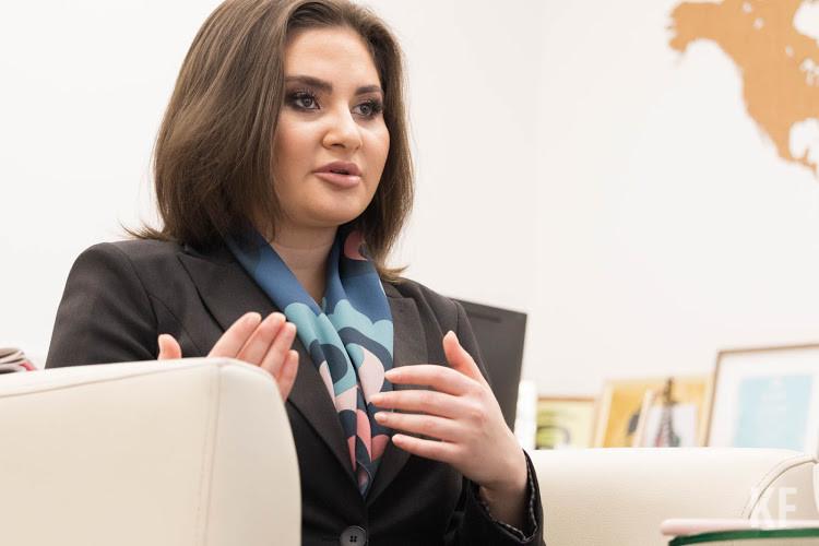 Ленария Муслюмова - о татарской молодежи и планах на Башкортостан