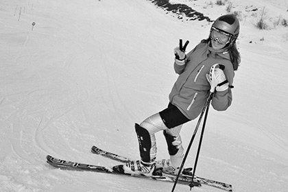 В Башкирии скончалась чемпионка России по парашютно-горнолыжному спорту Ольга Лапшина